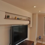Living Room Wall detail