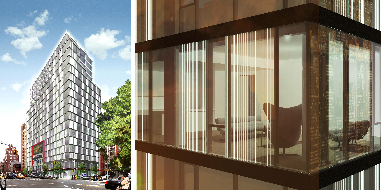 Residential Apartment Building New York New York Cruz